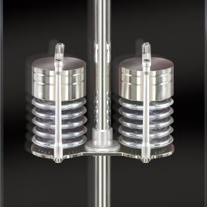 M3 Zubehör Doppelbarometer